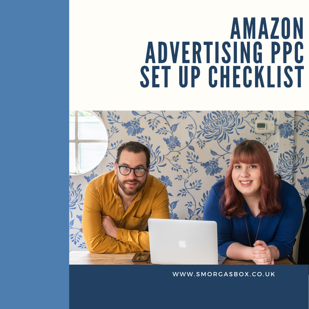 Amazon Advertising PPC Checklist